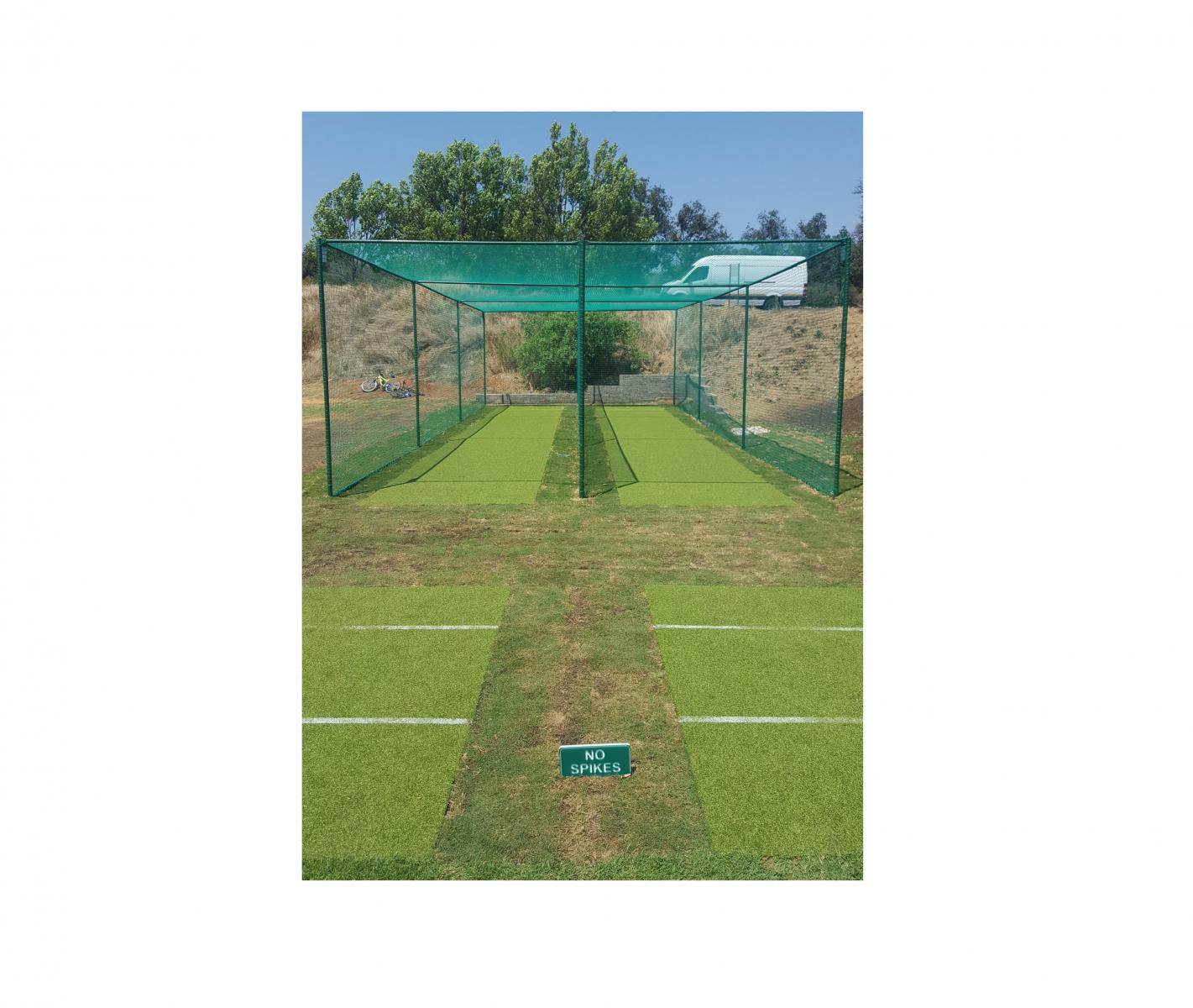 Permanent Cricket Nets
