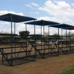 5-Tier-Grandstand-with-roof-grandstand hire grandstand seating hire grandstand seating grandstands for sale grandstand seating for sale portable grands