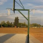 BBall and Netball-Combo-goalposts goal posts for sale goals for sale goal post suppliers