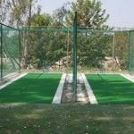 Brynevan-cricket nets concrete pitch cricket side screen cricket