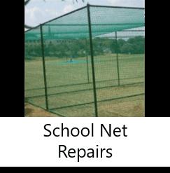 School-Net-Repairs-cricket ball machine for sale cricket ball pitching machine cricket bowling machine cricket bowling machine south africa concrete cricket pitch cement cricket pitch