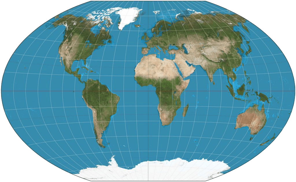 World map- where Flicx operates -supplying bowling machine to south Africa and the world